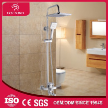 modern design shower set high quality brass bath shower sets